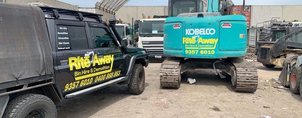 Demolition & Excavation Services